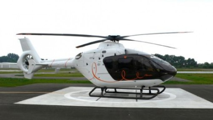 l'Helicoptere par Hermes: Transacting conventional to luxurious