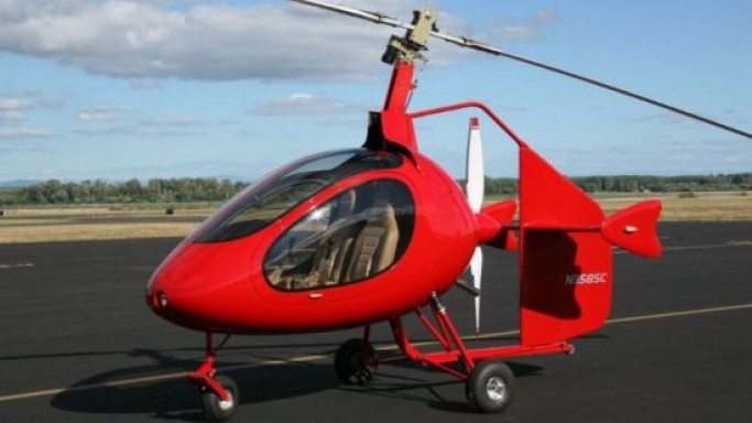 Sportcopter's highly anticipated Super Sport 2-seater gyroplane