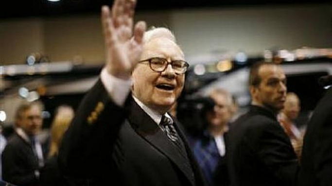 Warren Buffett lunch sells for $2.63m on eBay