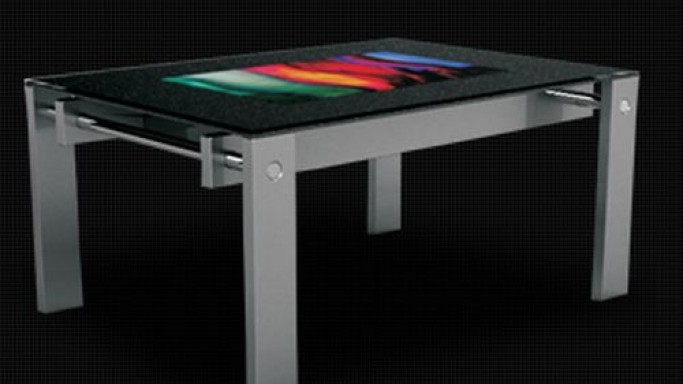 Introducing the Touch Revolution's One-2-One interactive table