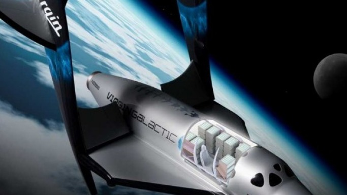 Book Your Seat on the Virgin Galactic