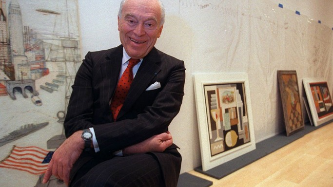 Lauder Gives Away $1 Billion Worth of Art
