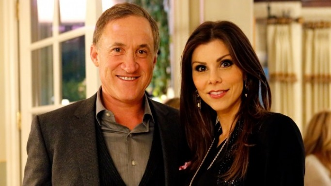 how much is heather dubrow worth
