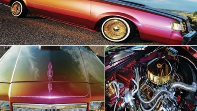 1984 Buick Regal Cuervo undergoes 'golden' transformation