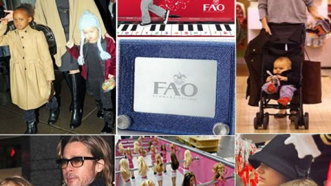 FAO Schwarz: The most expensive toy store where celebrities take their kids to shop