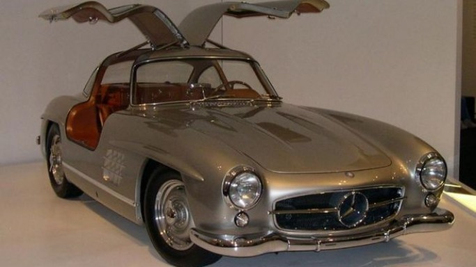 1955 Mercedes Benz 300 SL