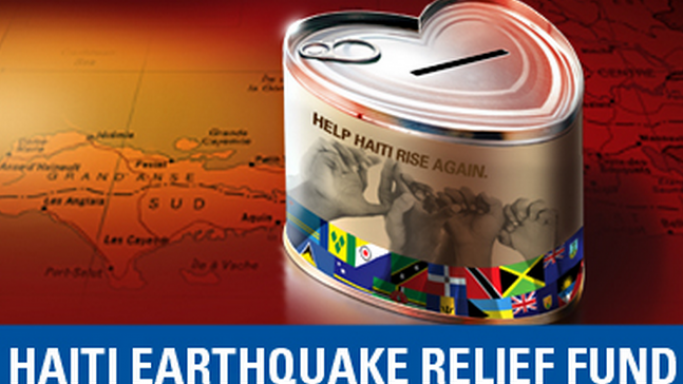 Haitian earthquake relief fund