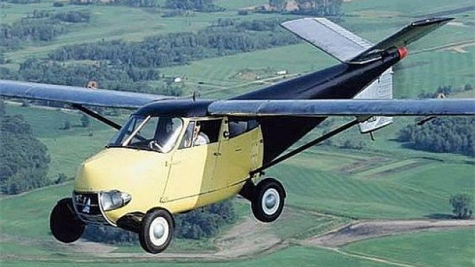 A 1954 Flying car goes for sale at $1.3 million