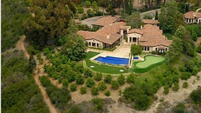 Rancho Santa Fe estate