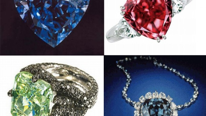 The allure of Colored diamonds for collectors