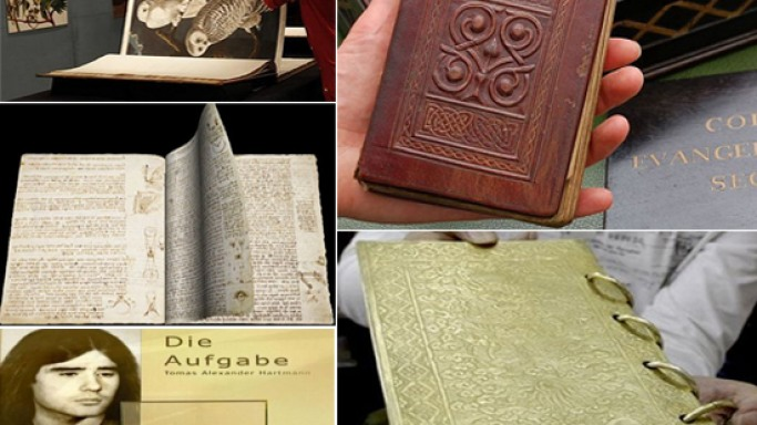 World's most expensive books