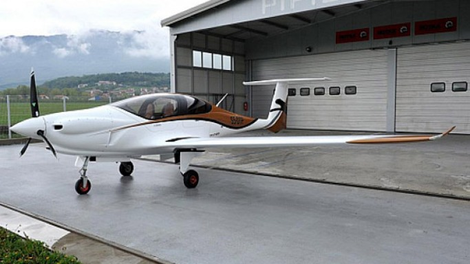 Pipistrel's Panthera four-seater airplane is the Tesla of the skies
