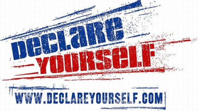 Declare Yourself