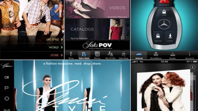 Luxury brands mobile apps are attracting the rich to shop online