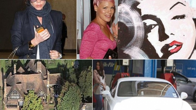 Best of Richfiles: Top 5 celebrity splurges