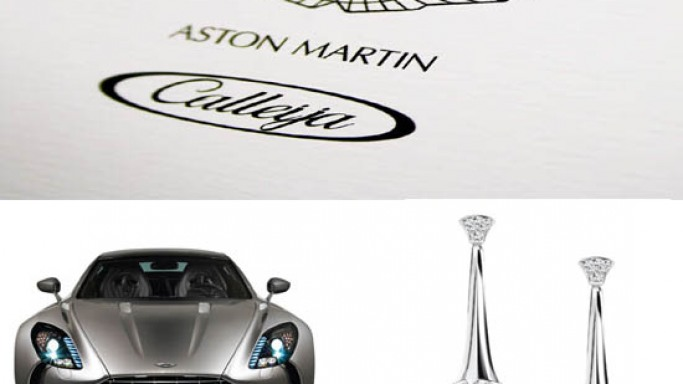 Calleija Partners with Aston Martin for Luxury Jewels Collection