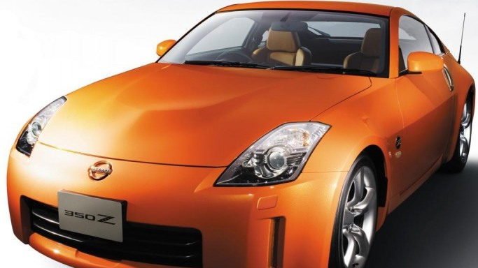 Nissan 350Z. Price Tag. $26,809. Top Speed