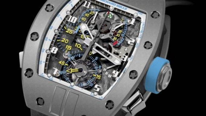 Richard Mille Limited Edition Le Mans Classic Watches for 2012