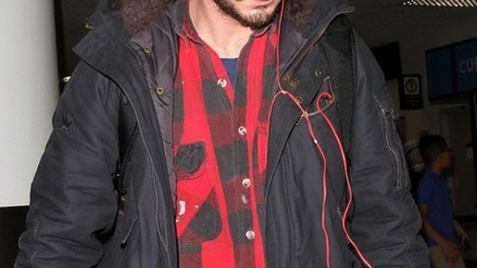 Shia Leabeauf has been spotted wearing Spiewak 'the Humbolt' Jacket on a number of occasions