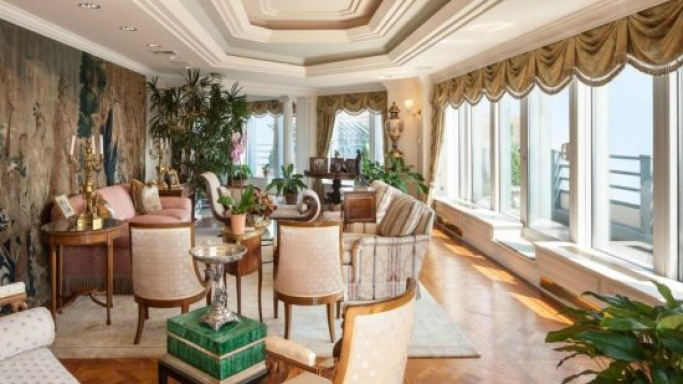 Steven Klar's penthouse is the most expensive New York estate listed at $100 million