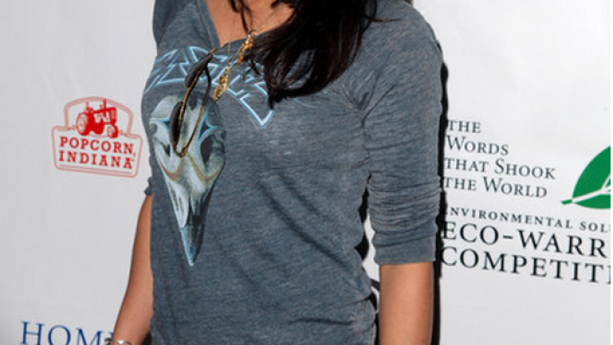 Rodriguez has often been photographed wearing this tee shirt.