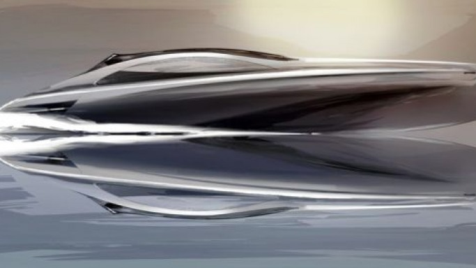 Mercedes-Benz Style to debut the Silver Arrow Motor Yacht in Monaco