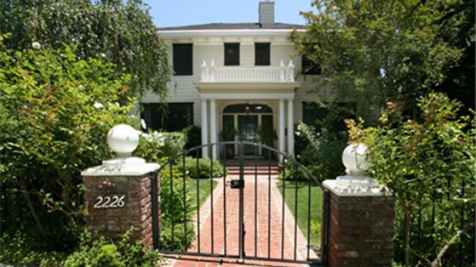 Los Feliz mansion