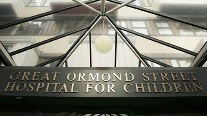 Leona Lewis supports the efforts of Great Ormond Street Hospital