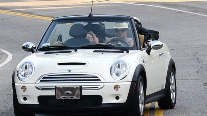 Mini Cooper S Convertible car