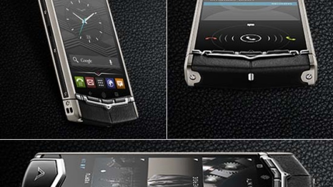 Handmade in England & Powered by Android: The brand-new Vertu Ti smartphone costs over $10,000