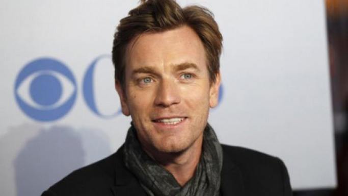 Ewan McGregor supports CHAS foundation