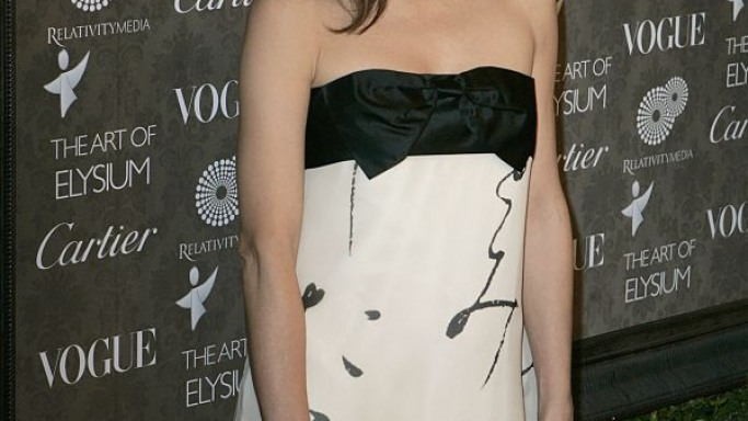 Marisa Tomei supports The Art of Elysium
