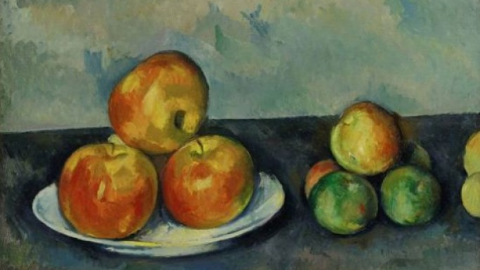 Paul Cezanne's Les Pommes painting fetched the highest price in the Sotheby's spring sale at $41.6 Million