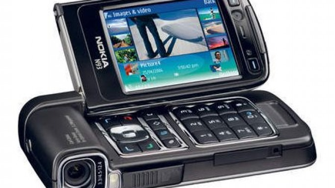 Nokia's N93 and N73 Hit The Market