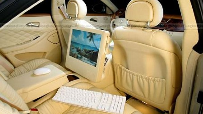 An Ultra-Luxury In-Car PC