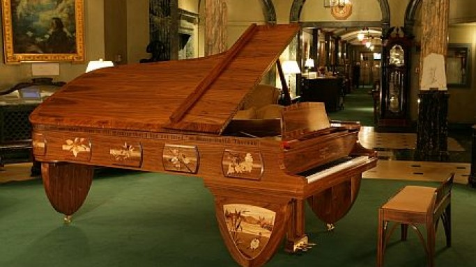 Limited Edition Walden Woods Art Case piano