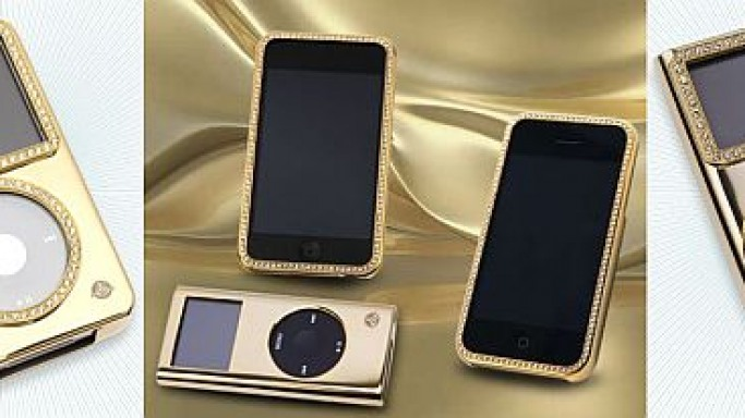 Gilty Couture luxury accessories for Apple iPod & iPhone