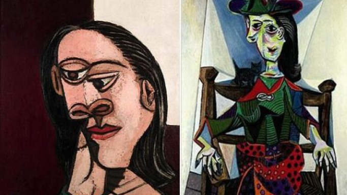 Seven Picasso paintings coming to Sotheby's next month