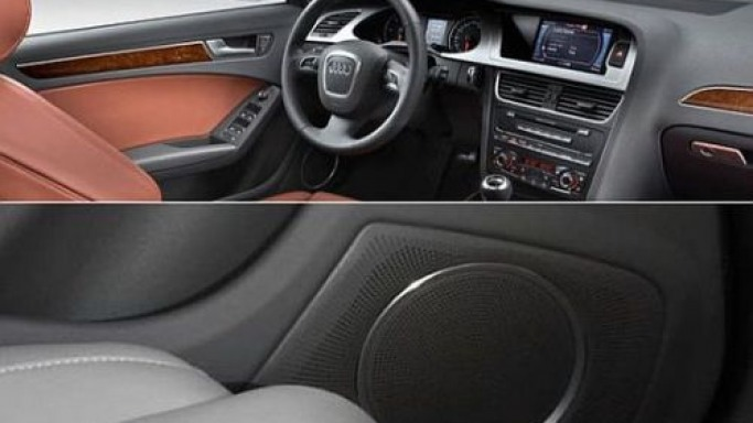 Bang & Olufsen Sound System for the Audi Avant A4