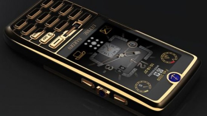 Details emerge for the Ulysse Nardin Chairman hybrid smartphone