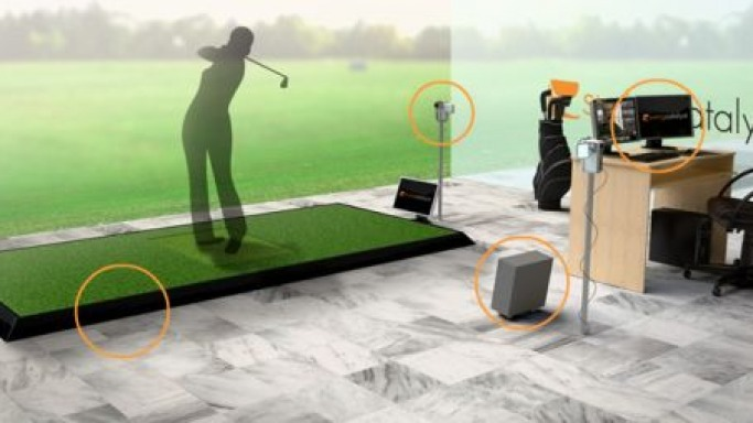 Swing Catalyst helps golfers improve their swing