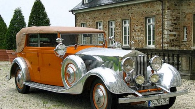 Custom-made €10 million Rolls-Royce – The Star of India on auction