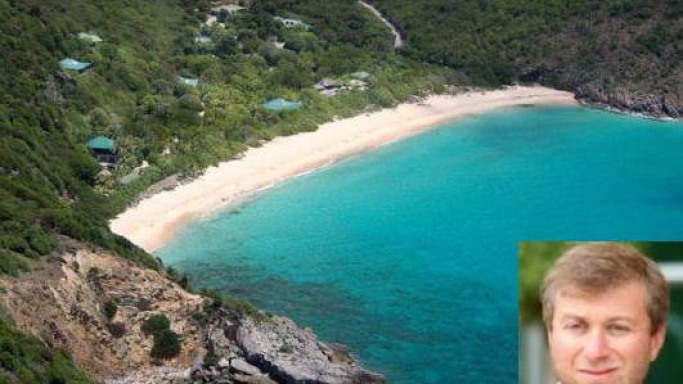 Roman Abramovich buys a $90 million estate in St. Bart's
