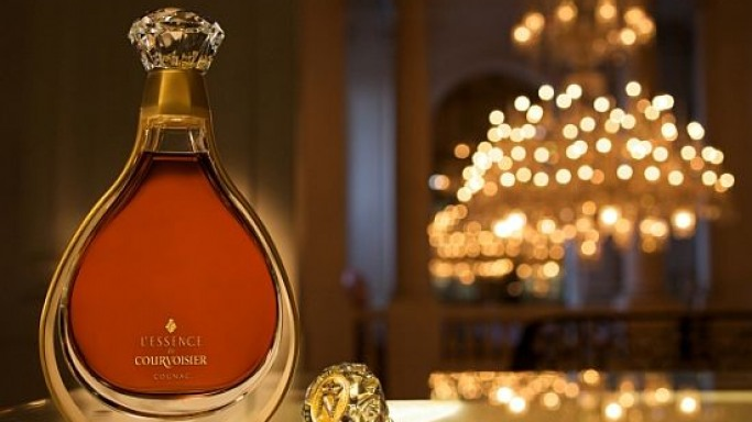 Courvoisier and Gassan's Valentine offering for flamboyant souls