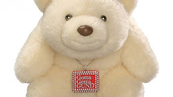 The $10,000 teddy bear is more of a keepsake than a child's toy