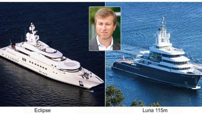 "Abramovich buys the world's largest expedition yacht while longing for ""Eclipse"