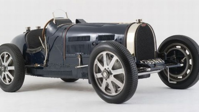 Rare Bugatti Type 51 could sell for a record price at RM Auctions