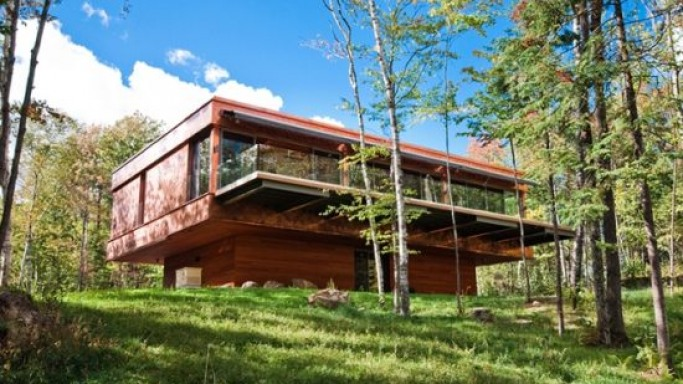 The $3.49 million Tree House for modern Tarzans and Janes