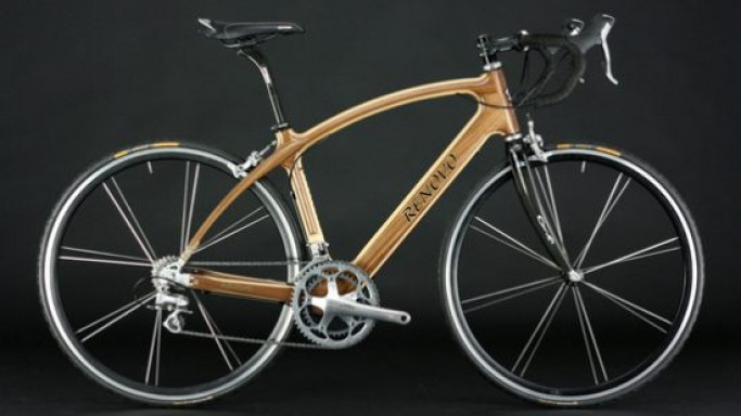 Renovo R4 Pursuit wooden bike is a joy to ride!