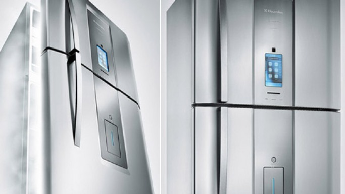 Electrolux goes open source with its Infinity I-Kitchen Linux refrigerator